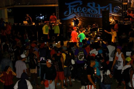 FREESTYLE SESSION BRAZIL